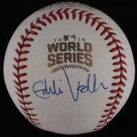 Eddie Vedder Signed Official 2016 World Series Baseball (PSA LOA)