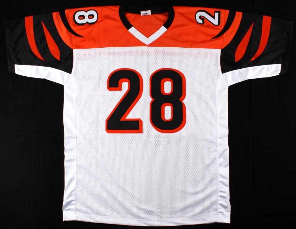 Joe Mixon Signed Bengals Jersey (JSA) | Pristine Auction