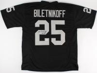 """Fred Biletnikoff Signed Jersey inscribed """"HOF 88"""" (JSA COA) at PristineAuction.com"""