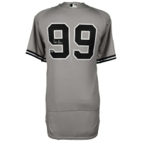 Aaron Judge Signed New York Yankees Jersey (Fanatics Hologram & MLB Hologram) at PristineAuction.com