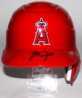 Mike Trout Signed Angels Authentic Full-Size Batting Helmet (MLB)