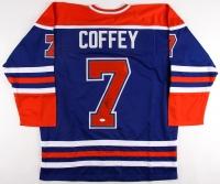 Paul Coffey Signed Jersey (JSA COA) at PristineAuction.com