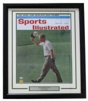 Jack Nicklaus Signed 22x27 Custom Framed 1962 Sports Illustrated Display (Fanatics)
