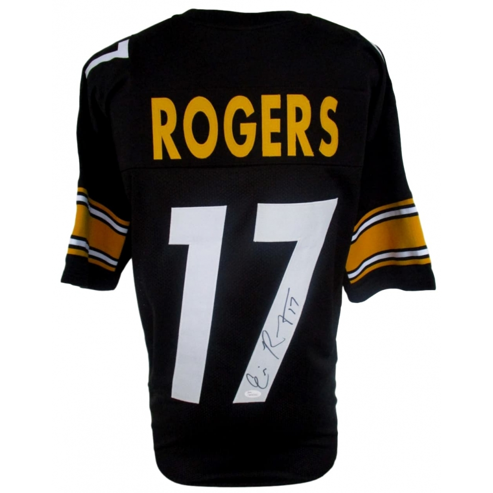 eli rogers signed jersey