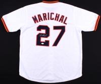 Juan Marichal Signed Jersey (JSA COA) at PristineAuction.com