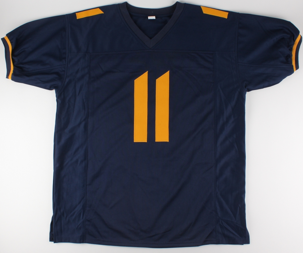 959a07143 Kevin White Signed West Virginia Mountaineers Jersey (JSA COA) at  PristineAuction.com