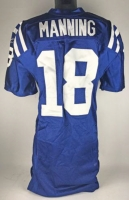 Peyton Manning Colts 2005 Game-Used Home Jersey (Mears LOA)