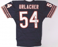 Brian Urlacher Signed Bears 2001 Game-Used Home Jersey (PSA LOA)