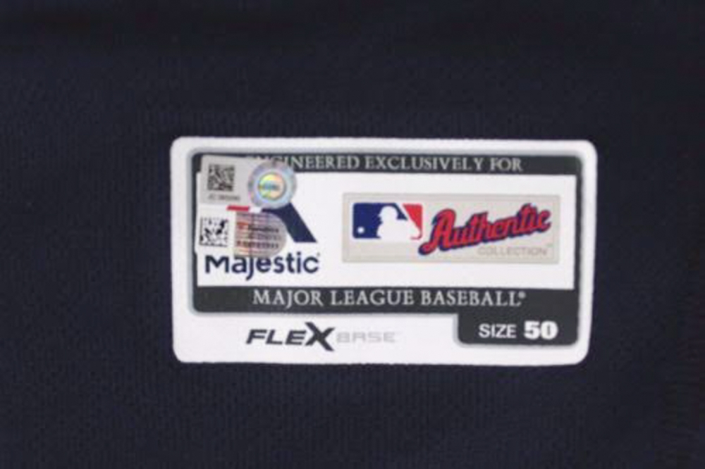 David Ortiz Signed Red Sox 2016 Game-Used Home Jersey Inscribed