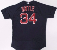 "David Ortiz Signed Red Sox 2016 Game-Used Home Jersey Inscribed ""Game Used"", ""7/29/2016"" & ""Final Season"" (Fanatics & MLB Hologram) at PristineAuction.com"