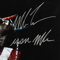 "Mike Tyson Signed 16x20 Photo Inscribed ""Iron Mike"" (UDA COA) at PristineAuction.com"