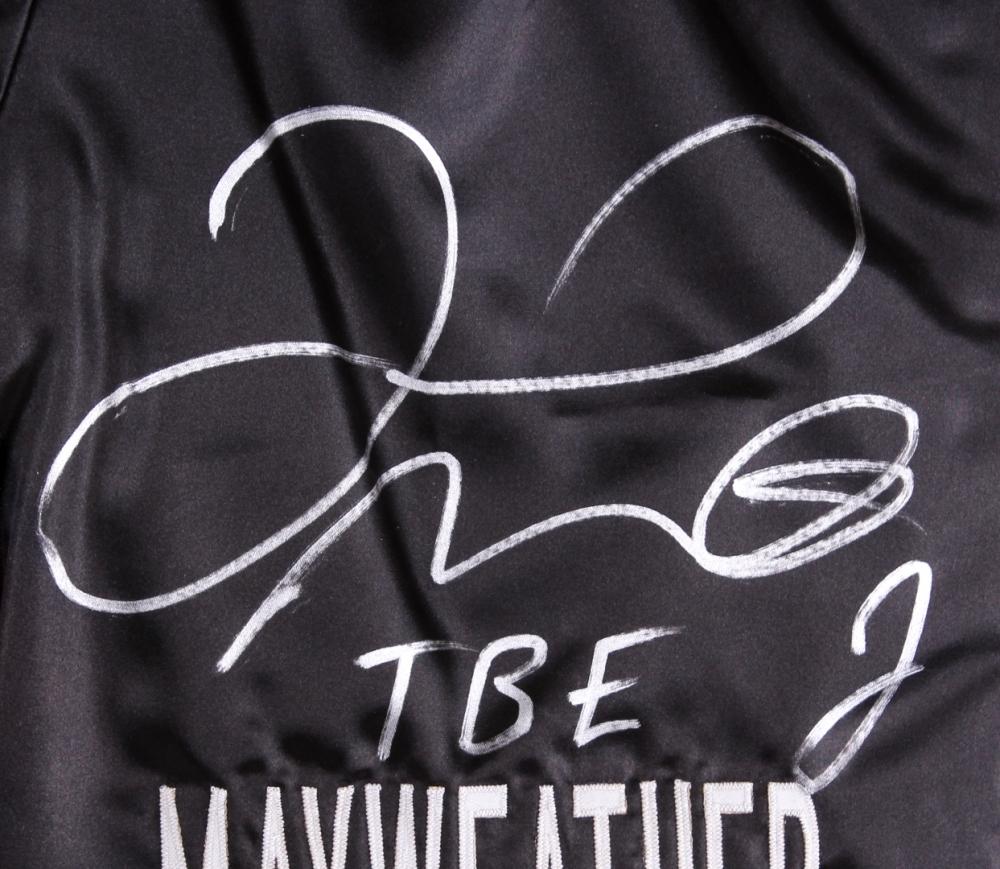 Floyd Mayweather Tbe Logo