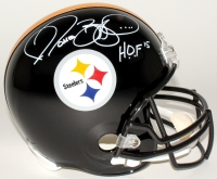 "Jerome Bettis Signed Steelers Full-Size Helmet Inscribed ""HOF 15"" (JSA COA) at PristineAuction.com"