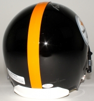 "Franco Harris Signed Steelers Full-Size Helmet Inscribed ""HOF 90"" (JSA COA) at PristineAuction.com"