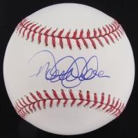 Derek Jeter Signed OML Baseball (JSA LOA)