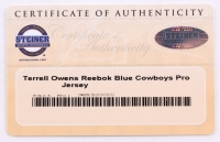 Terrell Owens Signed Cowboys Jersey (Steiner COA) at PristineAuction.com 55f584a5d