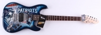 Tom Brady Signed LE Patriots Electric Guitar (Steiner COA & TriStar)