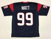 J. J. Watt Signed Texans Jersey (CAS COA)