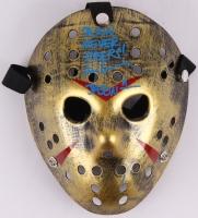 "Ari Lehman Signed Jason ""Friday the 13th"" Hockey Mask Inscribed ""Jason Never Sleeps!"" & ""Jason 1"" (PSA COA) at PristineAuction.com"