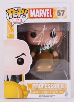 "Stan Lee Signed ""Professor X"" Marvel POP! Vinyl Figure (Lee Hologram & Radtke COA)"