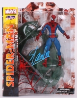 "Stan Lee Signed ""Spider-Man"" Marvel Select Action Figure (Lee Hologram & Radtke COA)"