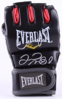 Floyd Mayweather Jr. & Conor McGregor Signed Everlast MMA Glove (PSA LOA)
