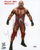 Ryback Signed 8x10 Photo (PSA COA)