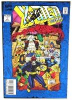 """Stan Lee Signed """"X-Men 2099"""" Comic Book (Lee Hologram)"""