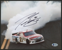 Trevor Bayne Signed NASCAR 8x10 Photo (Beckett COA)