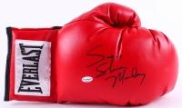 "Shane ""Sugar"" Mosley Signed Everlast Boxing Glove (Leaf COA)"