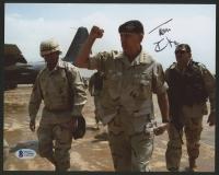 Tommy Franks Signed 8x10 Photo (Beckett COA)