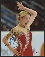 Gracie Gold Signed 8x10 Photo (Beckett COA)