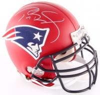 Tom Brady Signed Full-Size Authentic On-Field Helmet (Tristar Hologram)