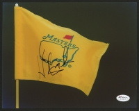 "Hunter Mahan Signed ""Masters"" 8x10 Photo (JSA SOA)"
