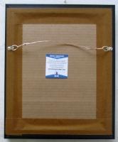 "Bill Goldberg Signed ""Wrestlemania"" 13"" x 16"" Custom Framed Photo Display (Beckett COA) at PristineAuction.com"