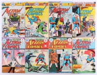 "Lot of (8) Assorted DC ""Superman"" Comic Books"