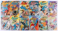 "Lot of (12) Assorted DC ""Superman"" Comic Books"