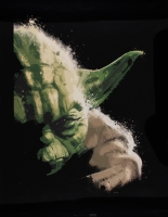 "Joe Petruccio ""Yoda"" 25.5x33 Limited Edition Giclee on Canvas #41/100 (PA LOA)"
