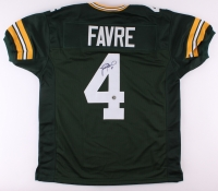 Brett Favre Signed Packers Jersey (Favre COA)