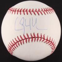 Clayton Kershaw Signed OML Baseball (Steiner COA & MLB Hologram)