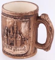 Vintage Disneyland Ceramic Mug