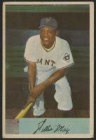 1954 Bowman #89 Willie Mays
