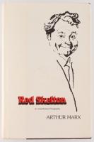 "Arthur Marx Signed ""Red Skelton"" Hardcover Book With Extensive Inscription (JSA COA) (See Description) at PristineAuction.com"