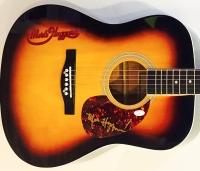 Merle Haggard Signed Full-Size Acoustic Guitar (JSA COA)