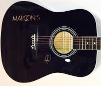 Adam Levine Signed Full-Size Acoustic Guitar (JSA COA)
