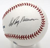 LeRoy Neiman Signed OML Baseball (JSA LOA)
