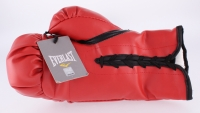 Floyd Mayweather Jr. & Conor McGregor Signed Boxing Glove (Beckett COA & JSA ALOA) at PristineAuction.com