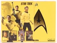 "William Shatner Signed ""Captain Kirk"" Star Trek Figure with Original Box (Radtke COA)"