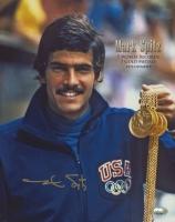 Mark Spitz Signed Team USA 8x10 Photo (FSC COA)