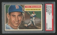 1956 Topps #5 Ted Williams (PSA 5)